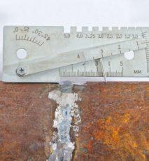 Визуально-измерительный метод контроля